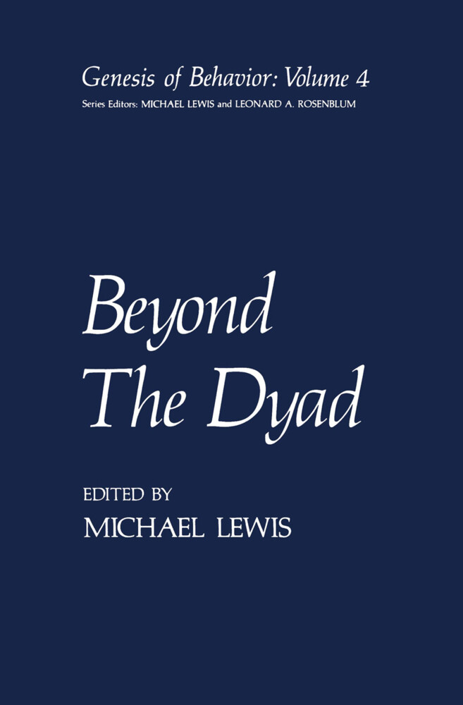 Beyond The Dyad als Buch