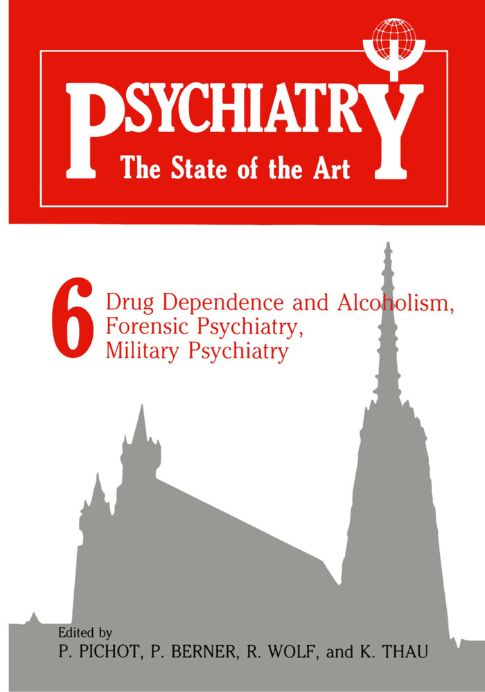 PSYCHIATRY THE STATE OF THE AR als Buch