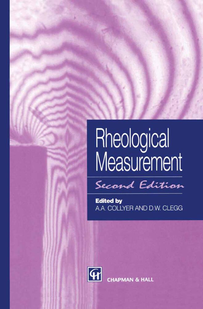 Rheological Measurement als Buch