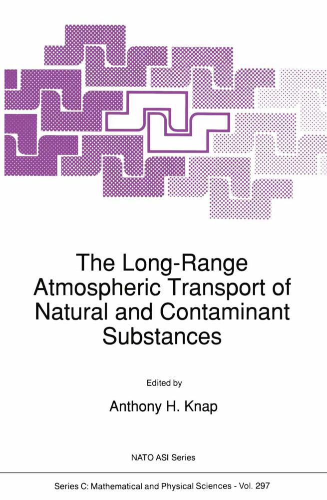 LONG-RANGE ATMOSPHERIC TRANSPO als Buch