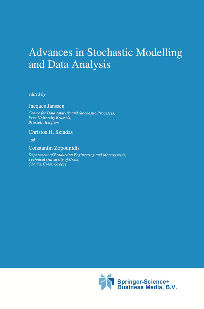 Advances in Stochastic Modelling and Data Analysis als Buch