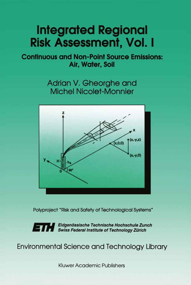 Integrated Regional Risk Assessment, Vol. I als Buch