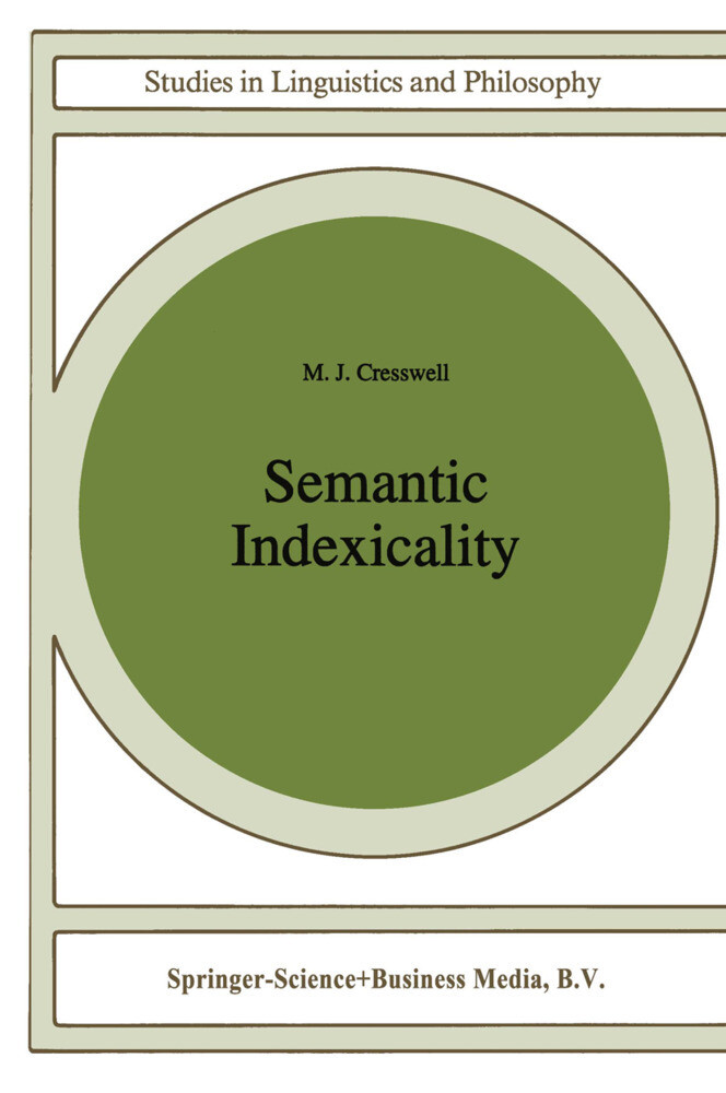 Semantic Indexicality als Buch