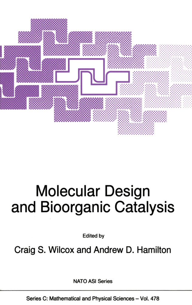 Molecular Design and Bioorganic Catalysis als Buch