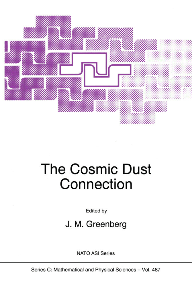 The Cosmic Dust Connection als Buch