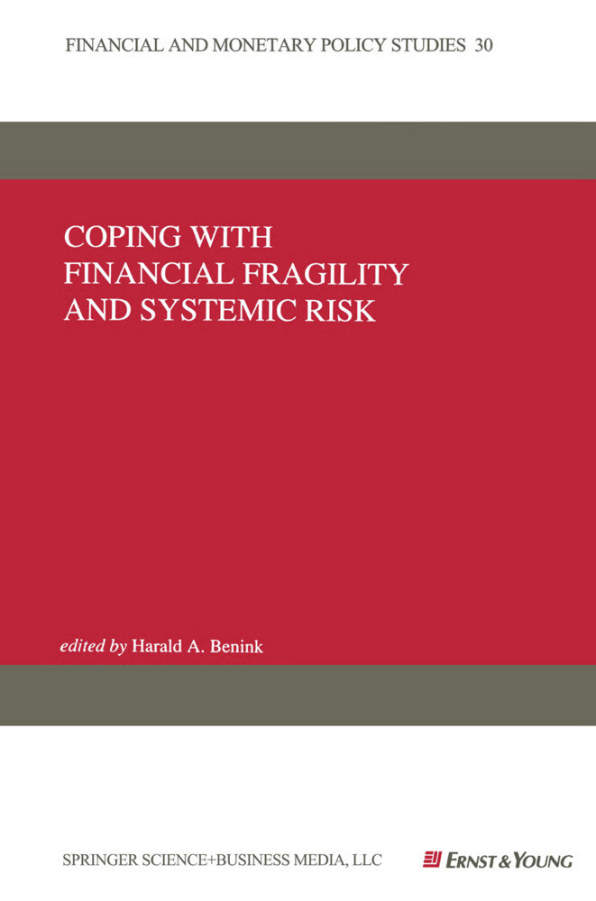 Coping with Financial Fragility and Systemic Risk als Buch
