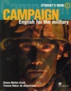 Campaign 1 Student Book als Taschenbuch
