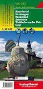 Freytag & Berndt Wander-, Rad- und Freizeitkarte Mostviertel, Strudengau, Donauland, Amstetten, Waid