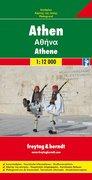 Athen 1 : 15 000. Stadtplan