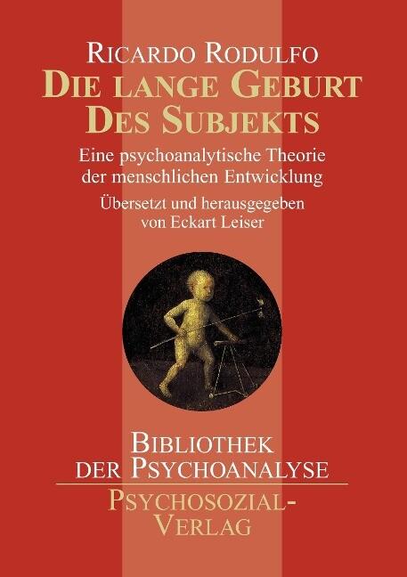 Die lange Geburt des Subjekts als Buch