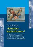 »Raubtierkapitalismus«?