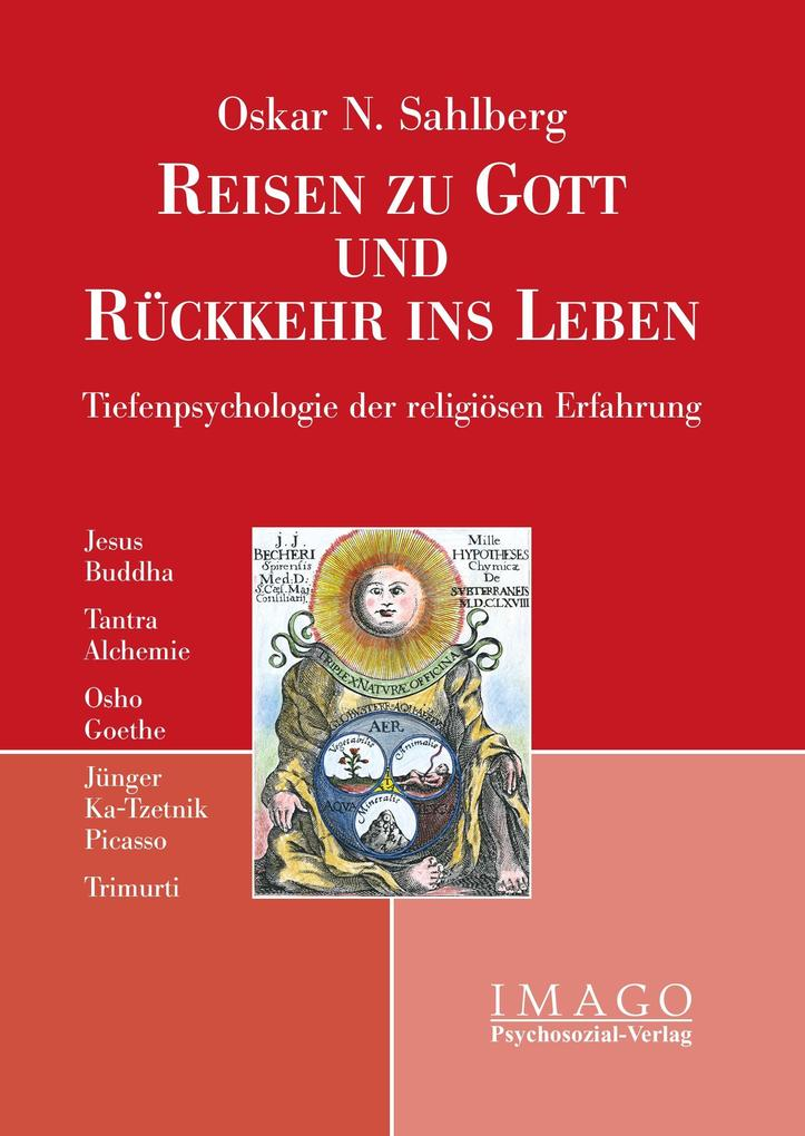 Reise zu Gott und Rückkehr ins Leben als Buch