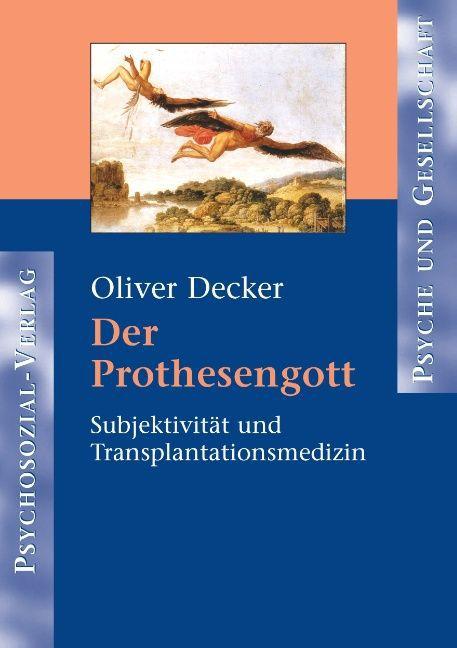 Der Prothesengott als Buch
