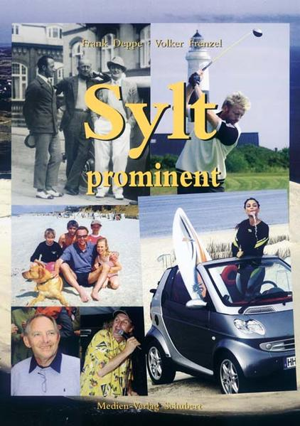 Sylt prominent als Buch