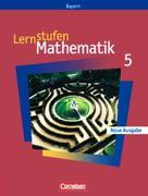 Lernstufen Mathematik - Bayern / 5. Jahrgangsstufe - Schülerbuch