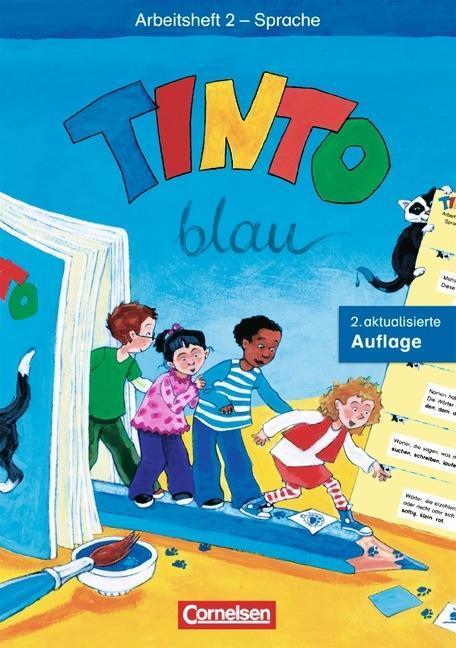 Tinto. Arbeitsheft Sprache als Buch