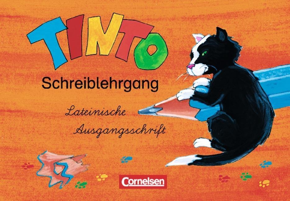 Tinto. Schreiblehrgang in Lateinischer Ausgangsschrift als Buch