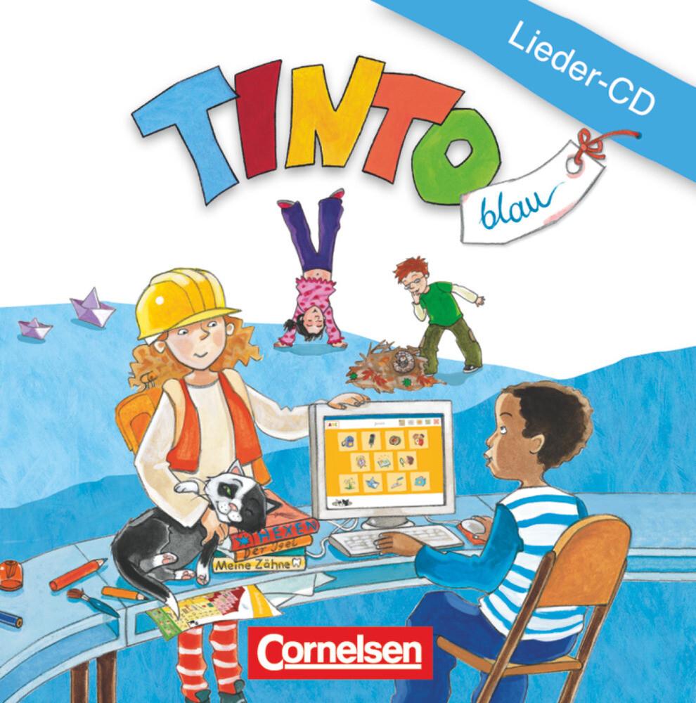 Tinto. Lieder- CD als Hörbuch