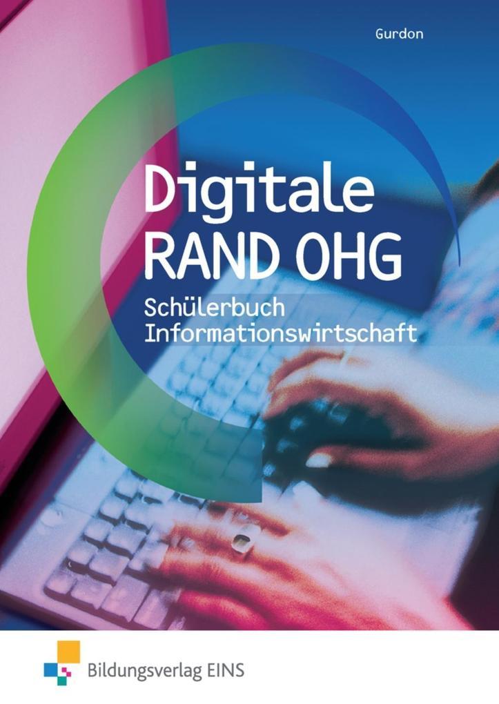 Digitale RAND OHG - Informationswirtschaft als Buch