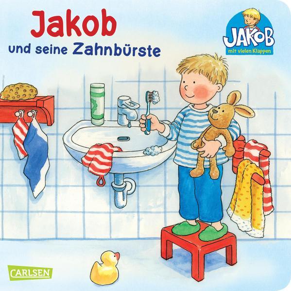 Jakob und seine Zahnbürste als Buch