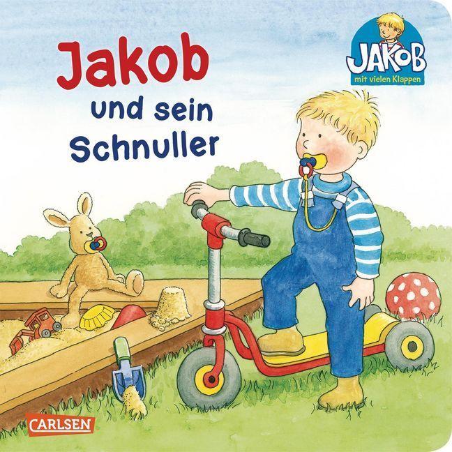Jakob und sein Schnuller als Buch
