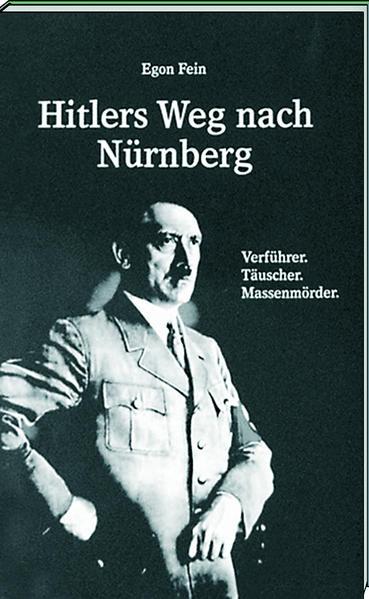 Hitlers Weg nach Nürnberg als Buch