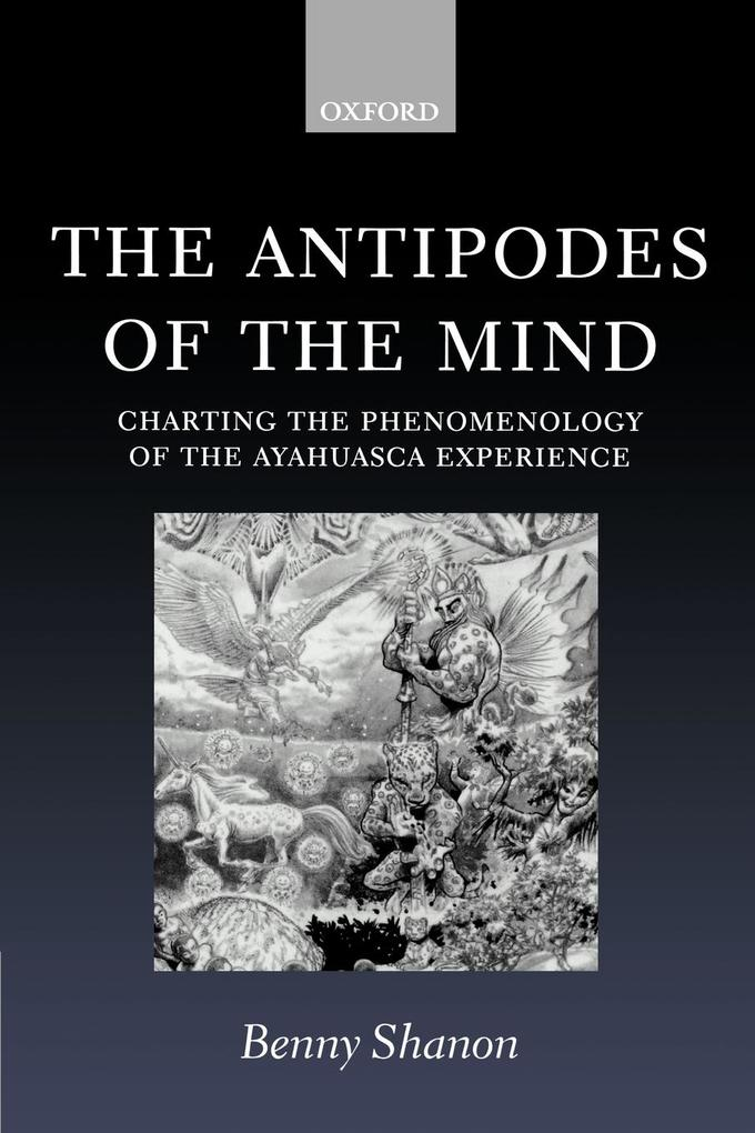 The Antipodes of the Mind als Buch