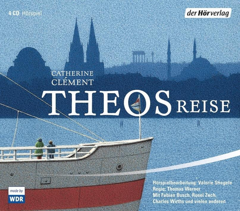 Theos Reise. Audiobook. 4 CDs als Hörbuch