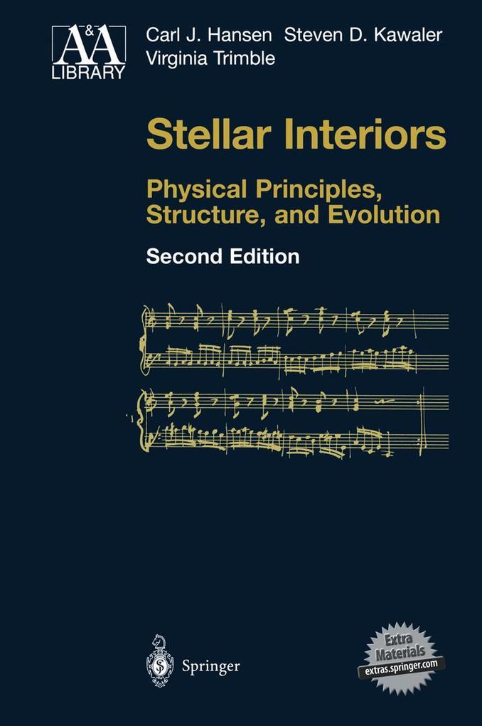 Stellar Interiors als Buch