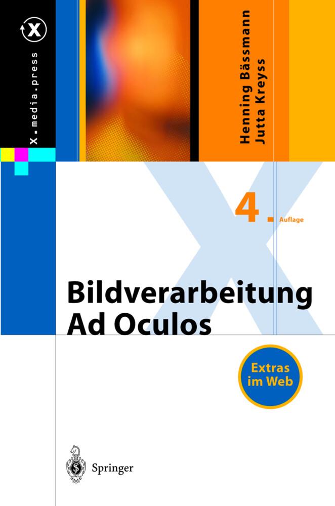 Bildverarbeitung Ad Oculos als Buch