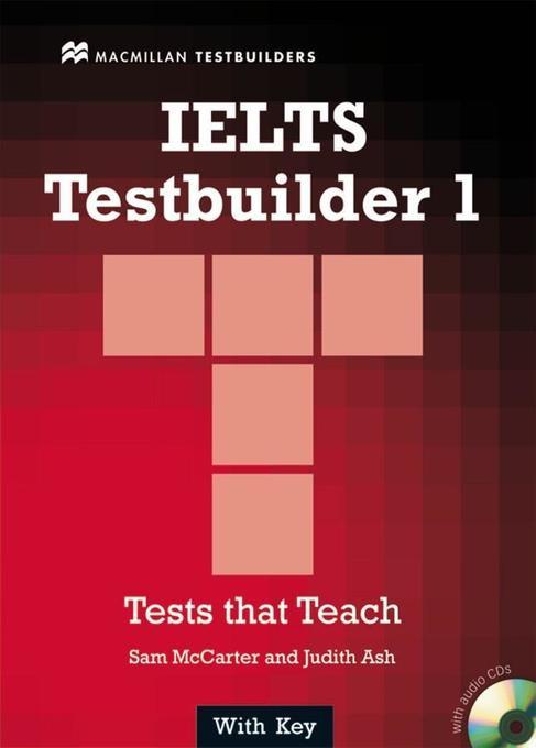IELTS Foundation. Testbuilder. Mit 2 Audio-CDs als Buch