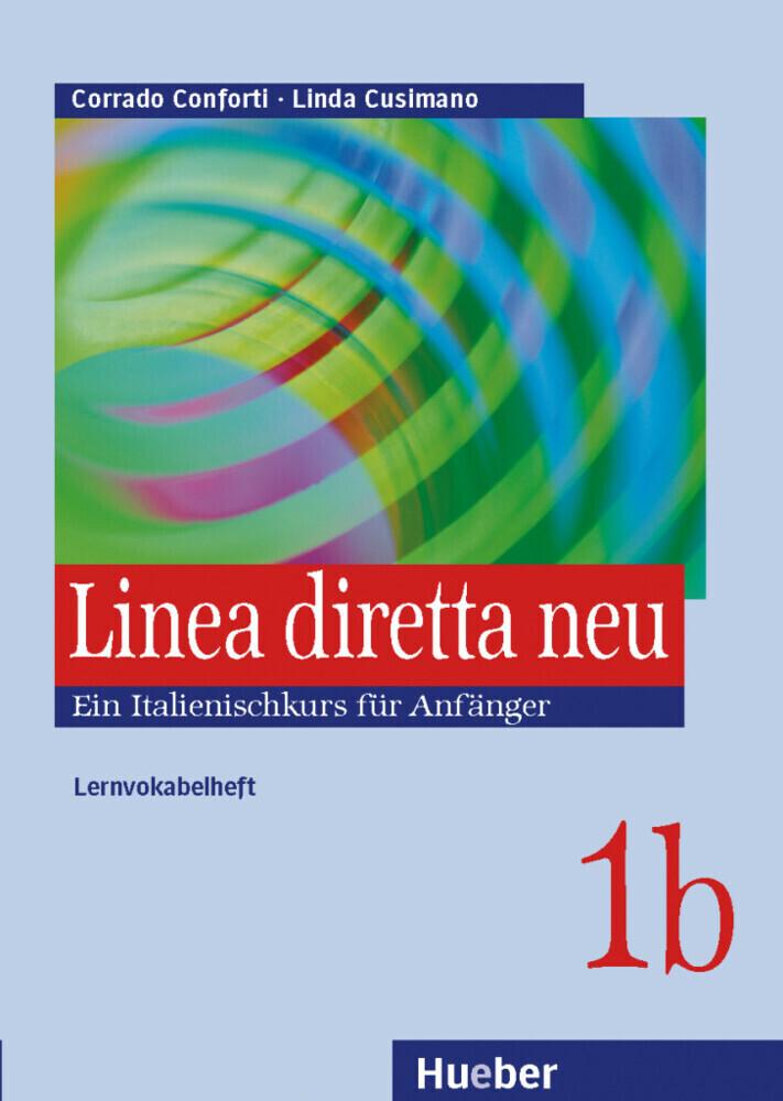 Linea diretta neu 1 B. Lernvokabelheft als Buch