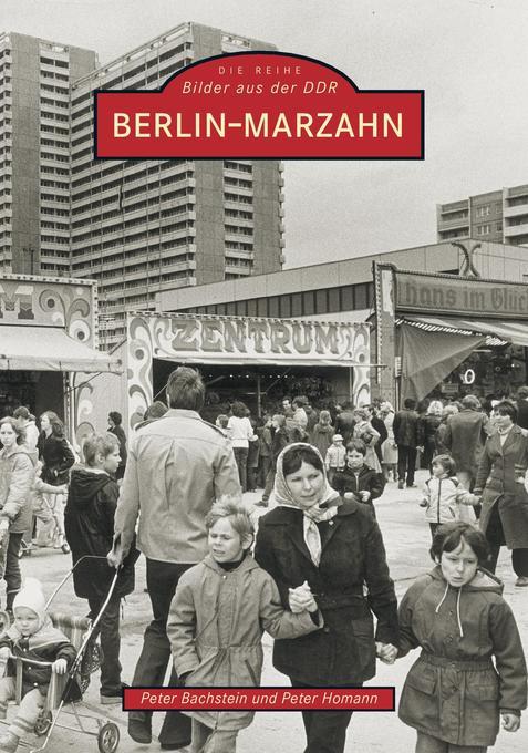 Berlin - Marzahn als Buch