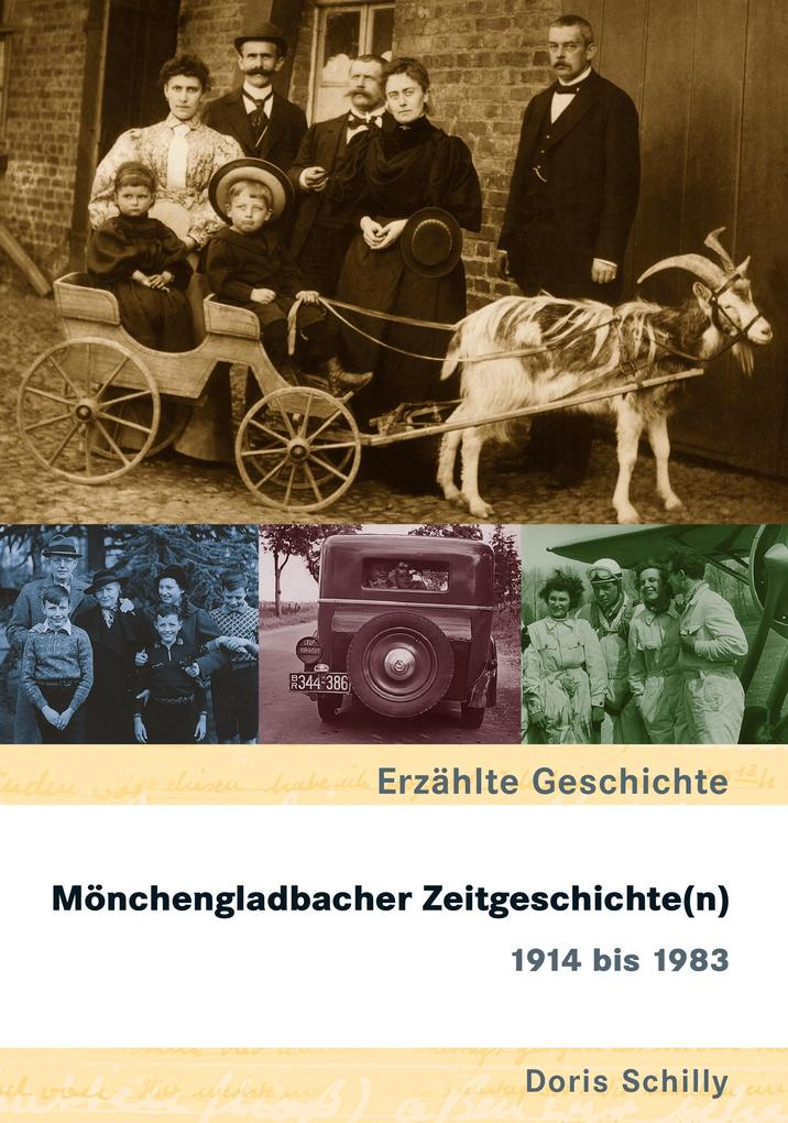 Mönchengladbacher Zeitgeschichte(n) als Buch