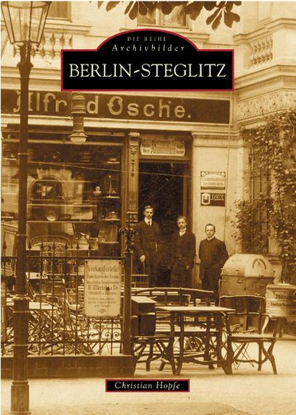 Berlin-Steglitz als Buch (kartoniert)