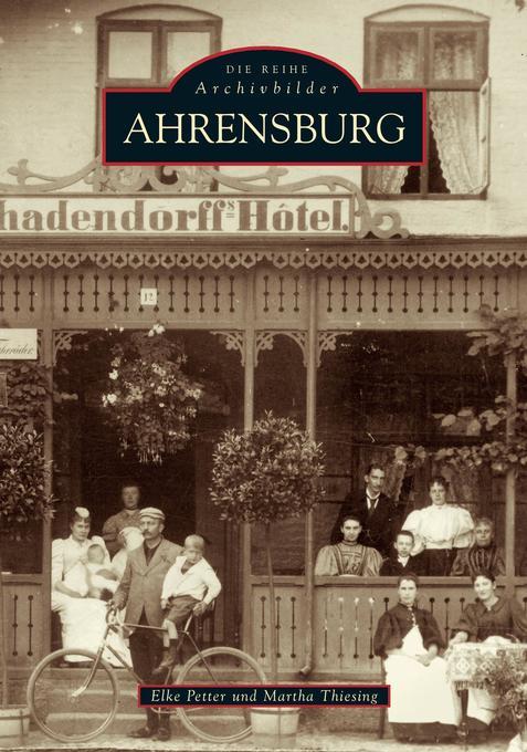 Ahrensburg als Buch