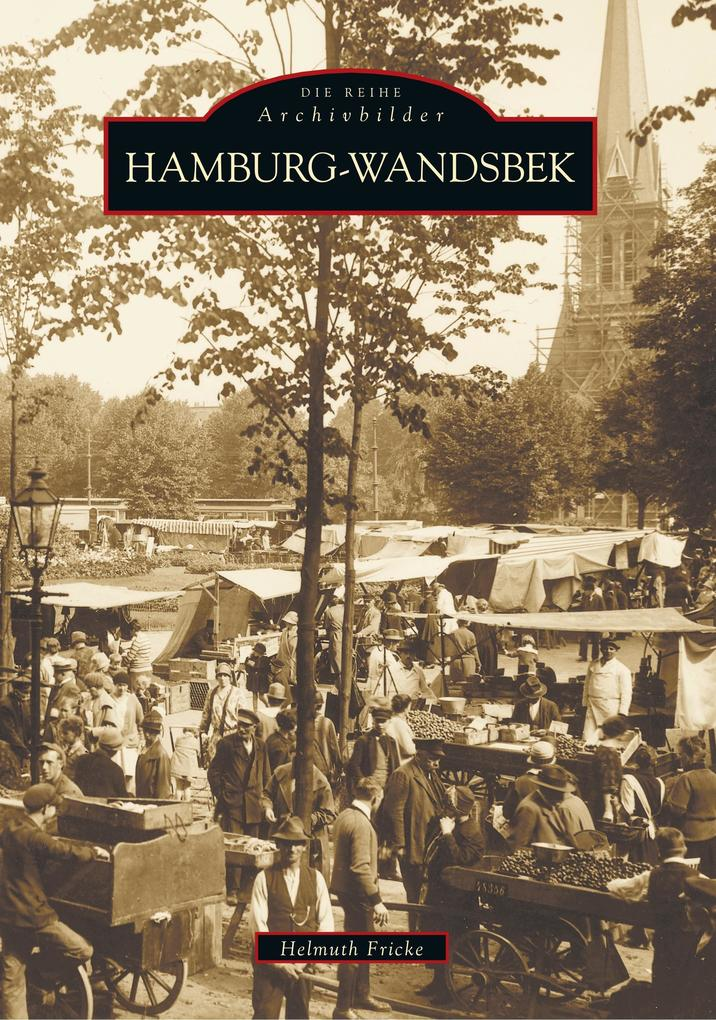 Hamburg - Wandsbek als Buch