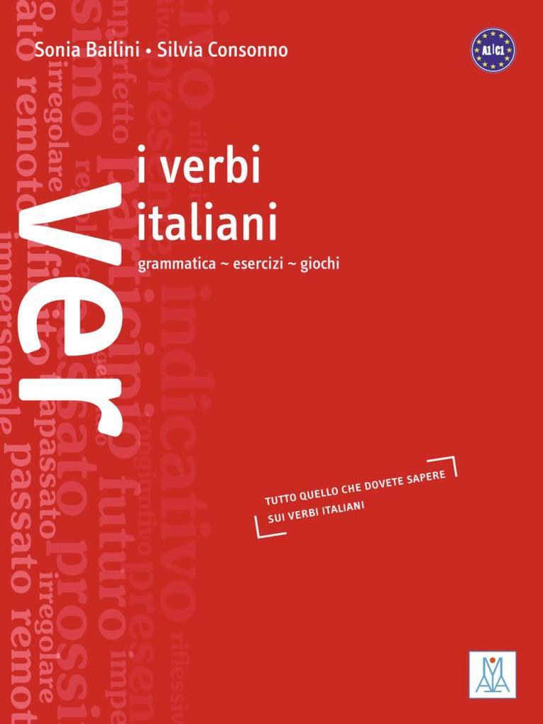 I verbi italiani als Buch