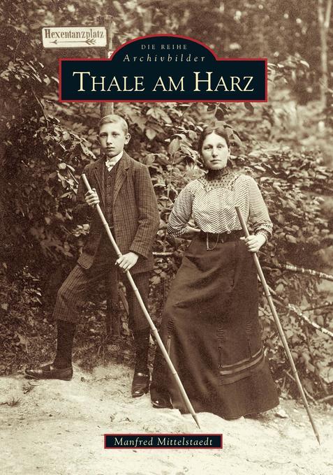 Thale am Harz als Buch