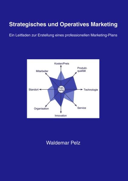 Strategisches und Operatives Marketing als Buch