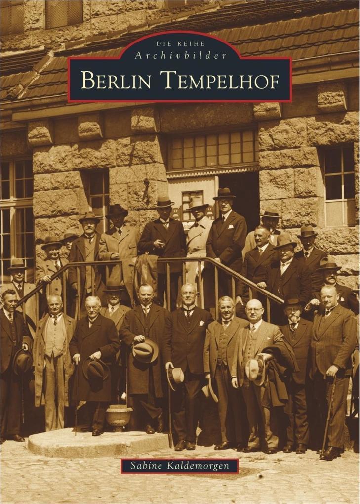 Berlin - Tempelhof als Buch