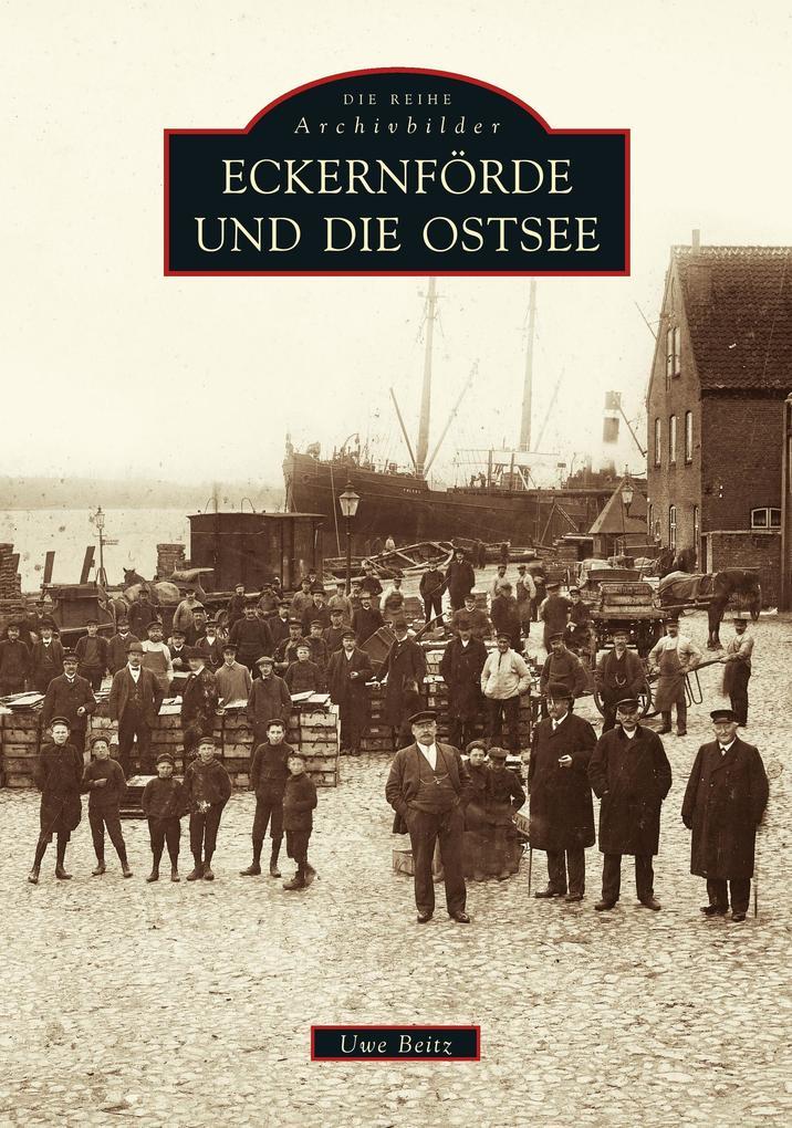 Eckernförde und die Ostsee als Buch