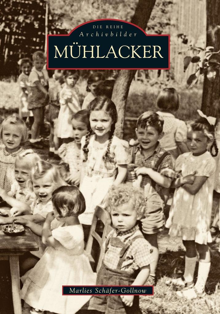 Mühlacker als Buch