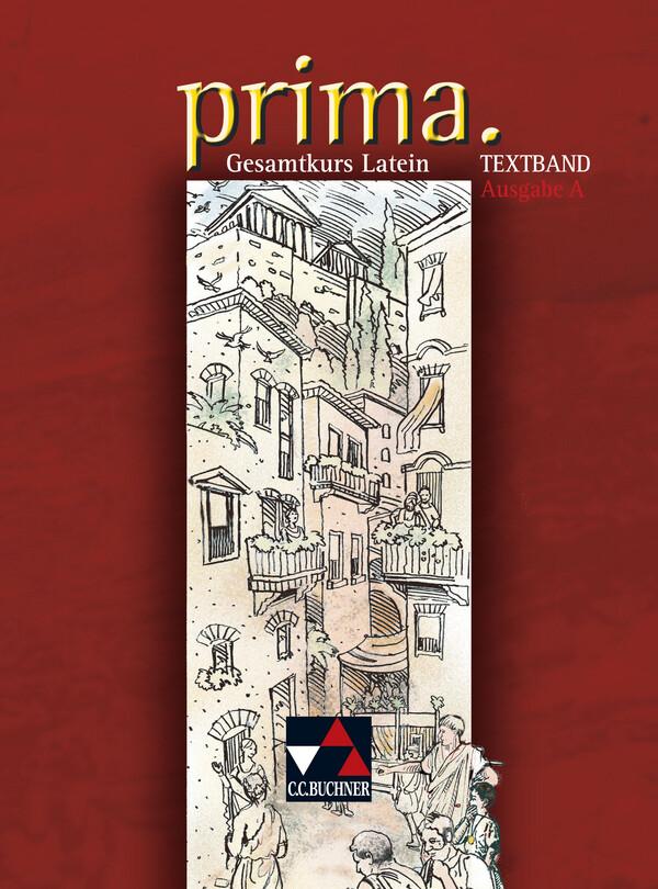 Prima A. Textband als Buch