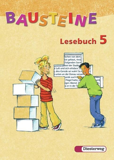 Bausteine Deutsch. Lesebuch 5. Neubearbeitung. Berlin, Brandenburg als Buch