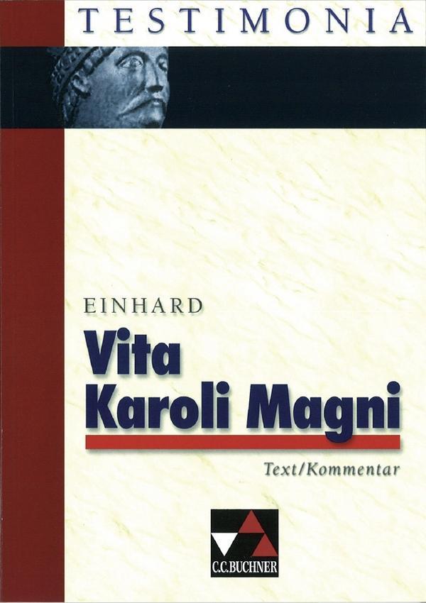 Vita Karoli Magni als Buch