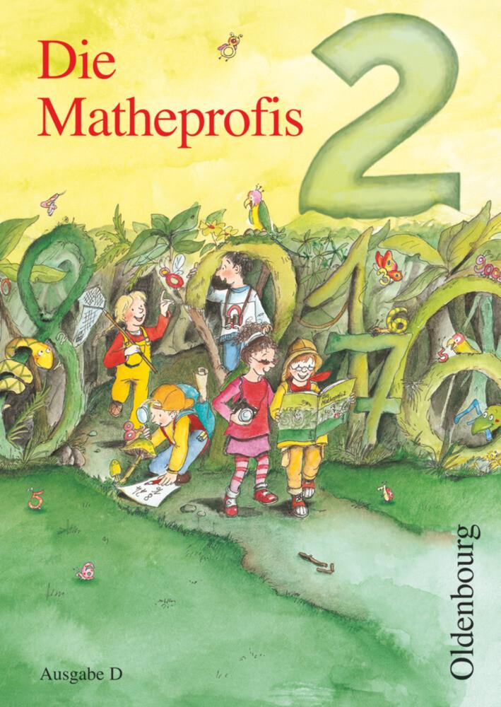 Die Matheprofis D 2. Schülerbuch als Buch
