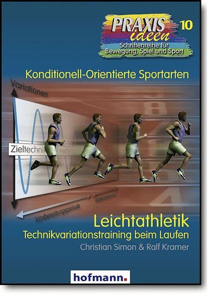 Leichtathletik als Buch (kartoniert)
