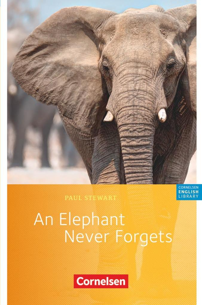 An Elephant Never Forgets als Buch