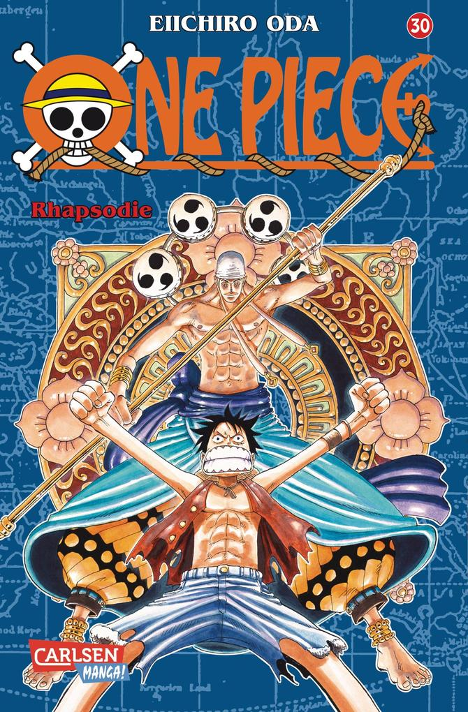 One Piece 30. Die Rhapsodie als Buch